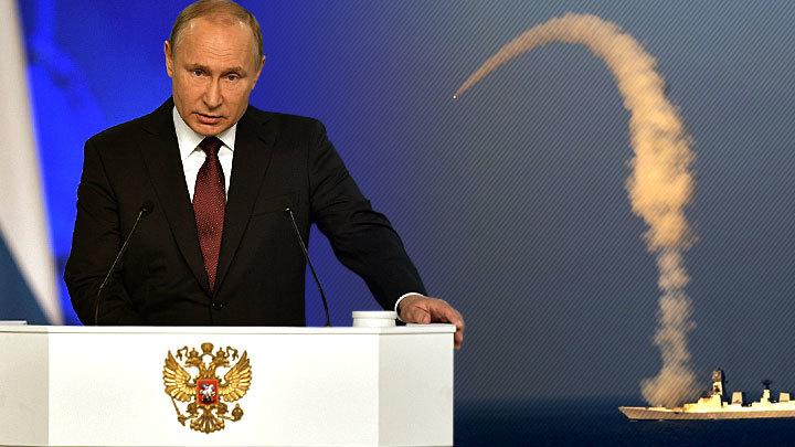 Путин перешёл Рубикон: Россия начинает жёстко отвечать Вашингтону
