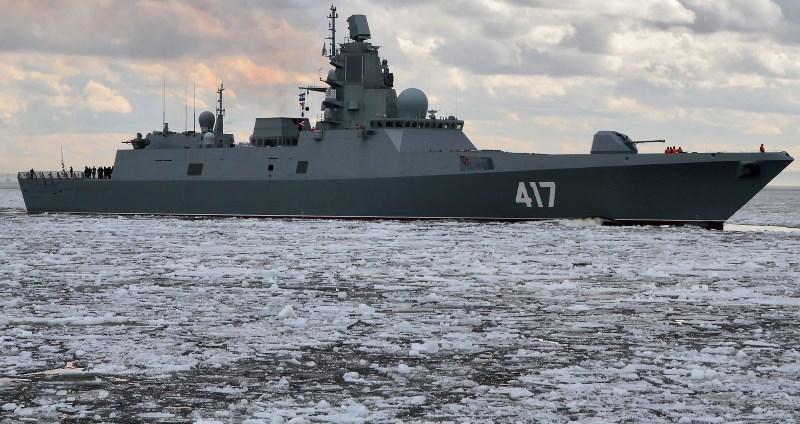 Российский флот получит системы, способные ослепить противника