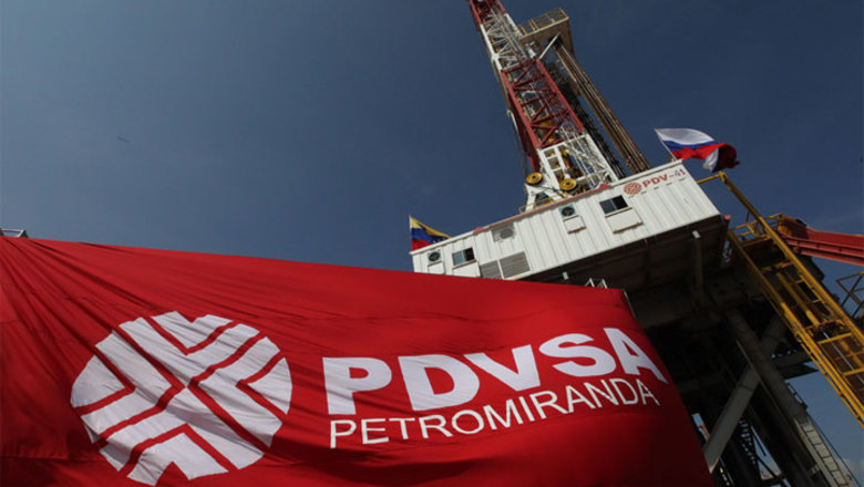 """Вопреки санкциям. """"Роснефть"""" продолжает сотрудничество с PDVSA"""