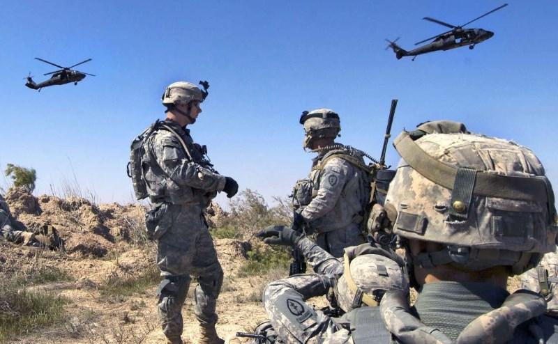Коалицией США нанесен удар по сирийской армии к западу от Евфрата