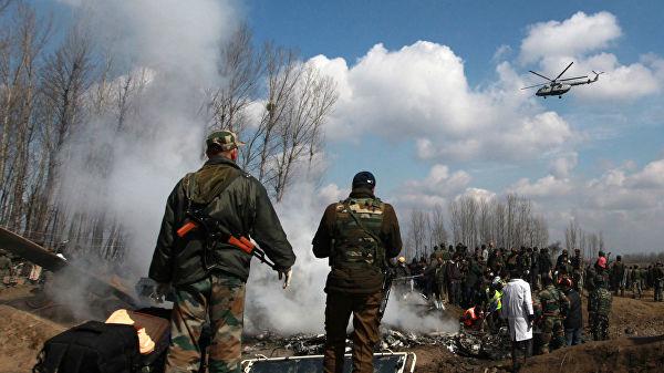 """Александр Жилин: """"третья сила"""" разжигает конфликт Индии и Пакистана"""