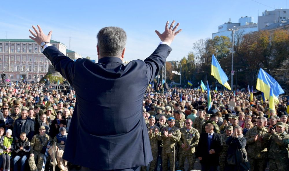 Почему России не стоит признавать будущего президента Украины легитимным