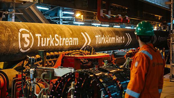 """""""Газпром"""" остановит транзит газа через Украину в Турцию в 2020 году"""