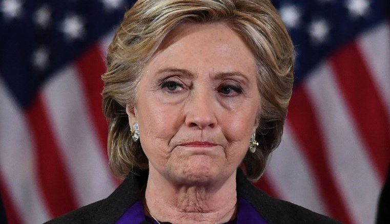 Бабушка Хиллари сходит с дистанции: Клинтон отказалась от участия в выборах президента США