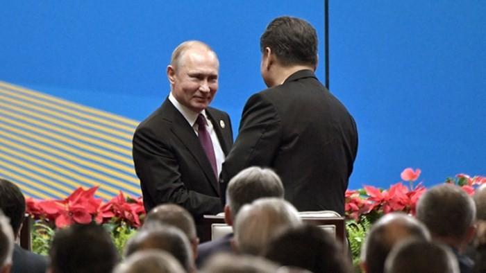 Каждый за себя и против США: Что будут обсуждать Путин и Си Цзиньпин в Пекине