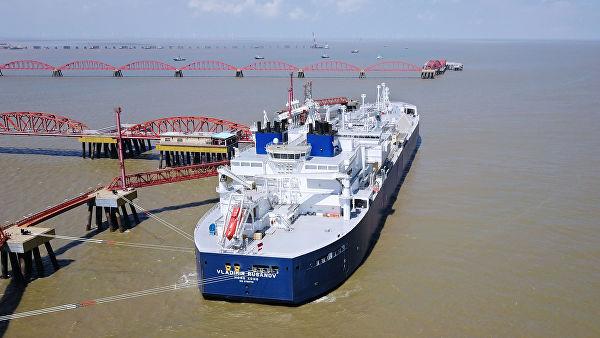 Китай отказался возить газ из США. Хотя им предлагали за это миллиард
