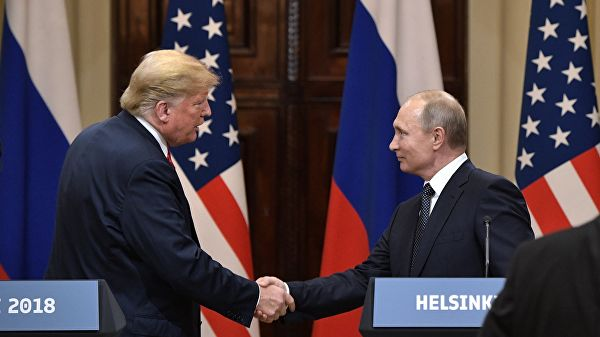 Авторитетные политики США предложили Трампу пересмотреть политику в отношении России