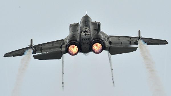 ВКС России получили первые новейшие истребители МиГ-35