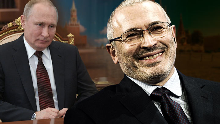 "Как Михаил Ходорковский ""почти"" обманул Владимира Путина"