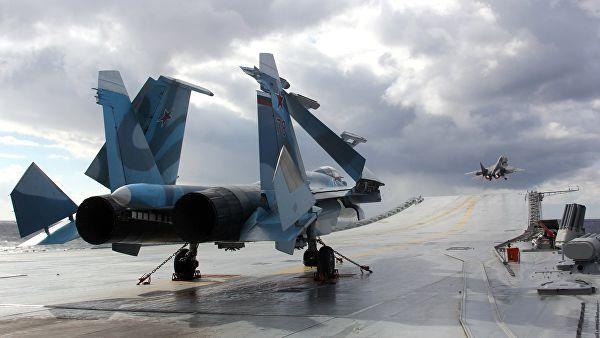 Король океана. На что будет способен новый российский авианосец