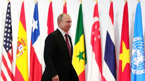 Владимир Путин преподносит сюрприз