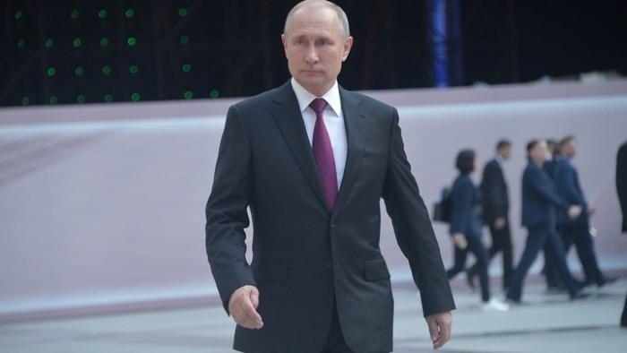 Владимир Путин о диалоге с Украиной