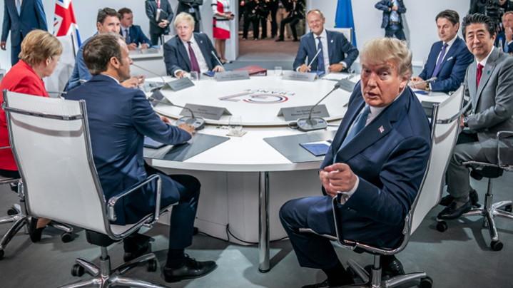 Без Владимира Путина никуда: у Трампа разногласия с коллегами по G7 из-за России