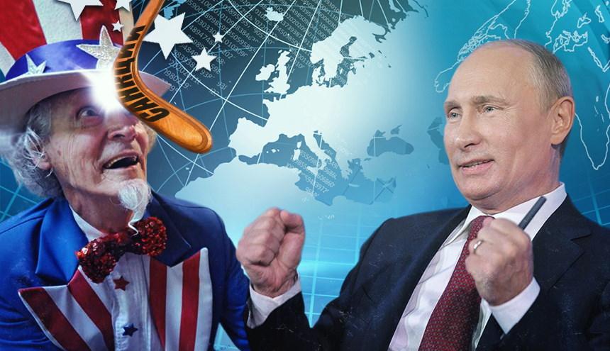 История про американский кнут и Россию в рабах