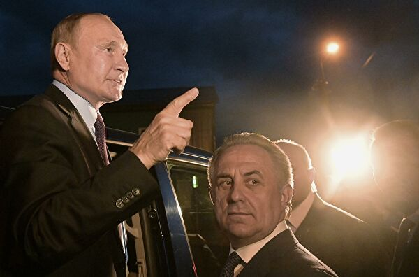 Владимир Путин отправился в большое дальневосточное турне. О встречах и мероприятиях