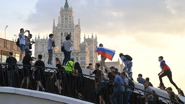 Что случилось в Москве