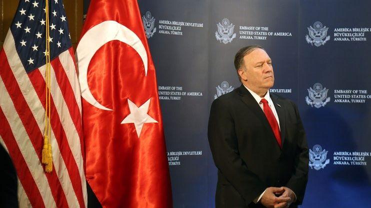 Дональд Трамп и США готовы начать военные действия против Турции