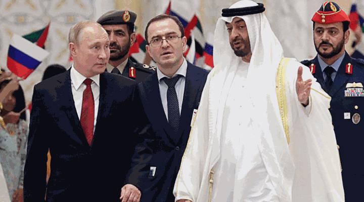 «Владимир Путин — создатель королей»: на Западе боятся, что теряют Ближний Восток