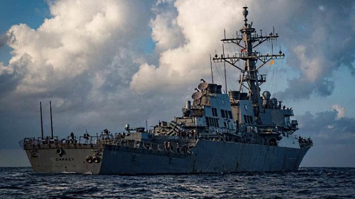 Как американцы стараются изменить баланс сил на Черном море