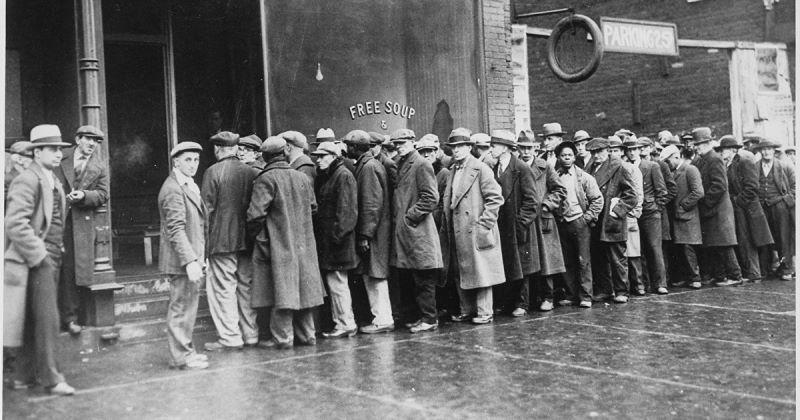 24 октября 1929 года — Чёрный четверг на Нью-Йоркской фондовой бирже