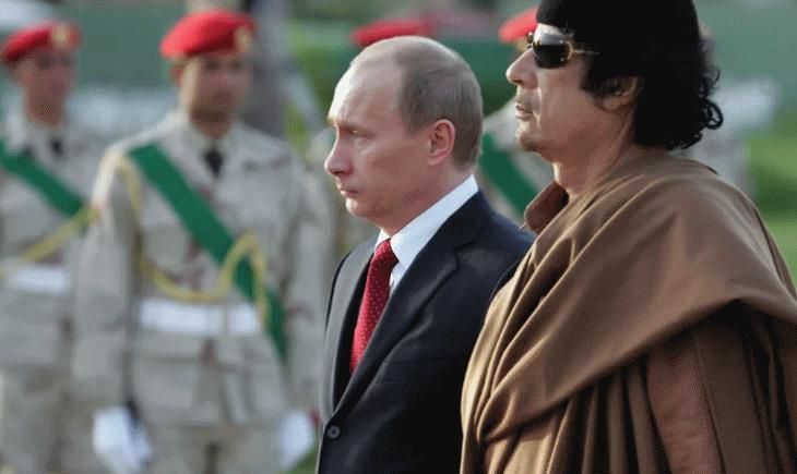 Почему Россия не защитила Ливию и Каддафи, но защитила Сирию и Венесуэлу
