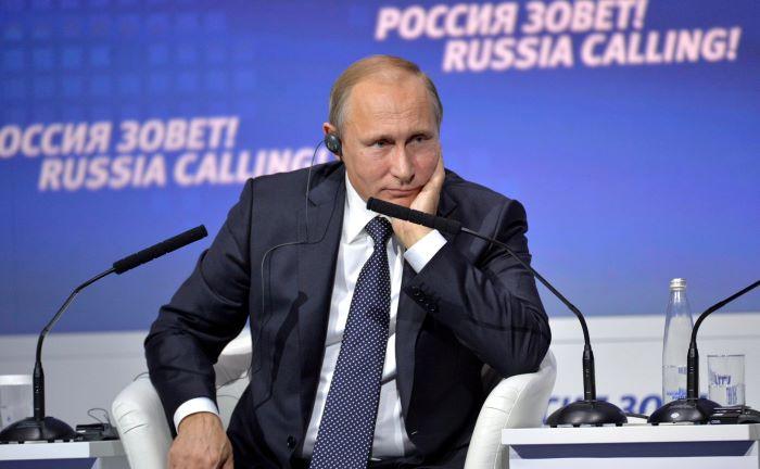 Владимир Путин пошутил о планах заполучить американские сланцевые технологии