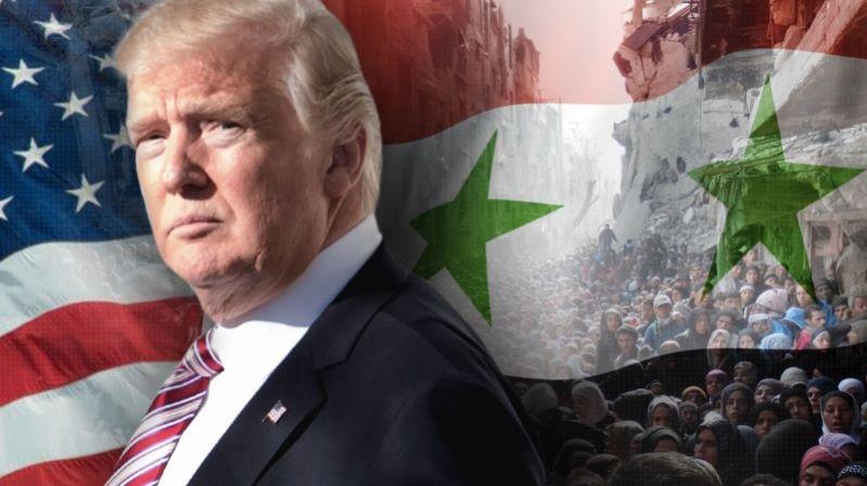 Дональд Трамп раскрыл истинные намерения США в Сирии