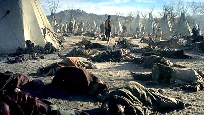 Как США прикрыли Днем благодарения геноцид индейцев