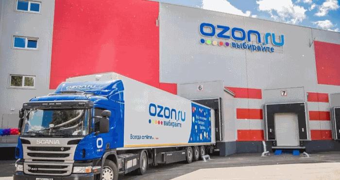 Онлайн-ретейлер Ozon