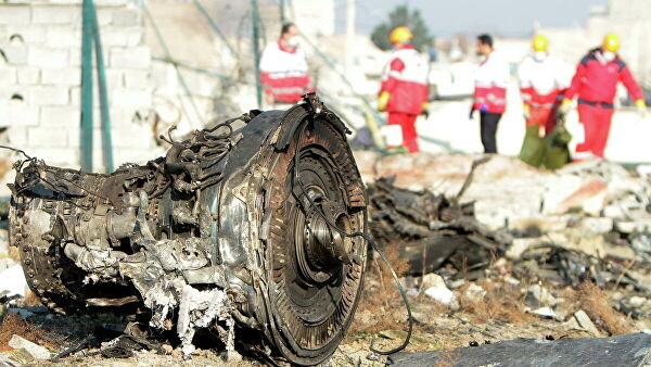 СНБО Украины: крушение украинского Боинга - теракт с попаданием ракеты и взрывом двигателя