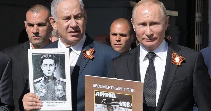 Владимир Путин объявит в Иерусалиме крестовый поход за правду о войне