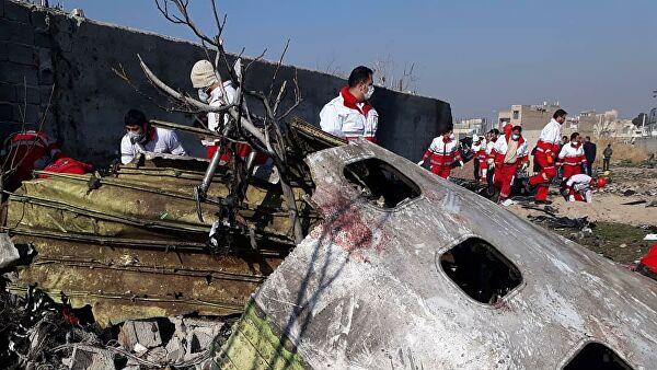 Кто же сбил украинский Боинг 767 рейса PS752 Тегеран – Киев в Иране?