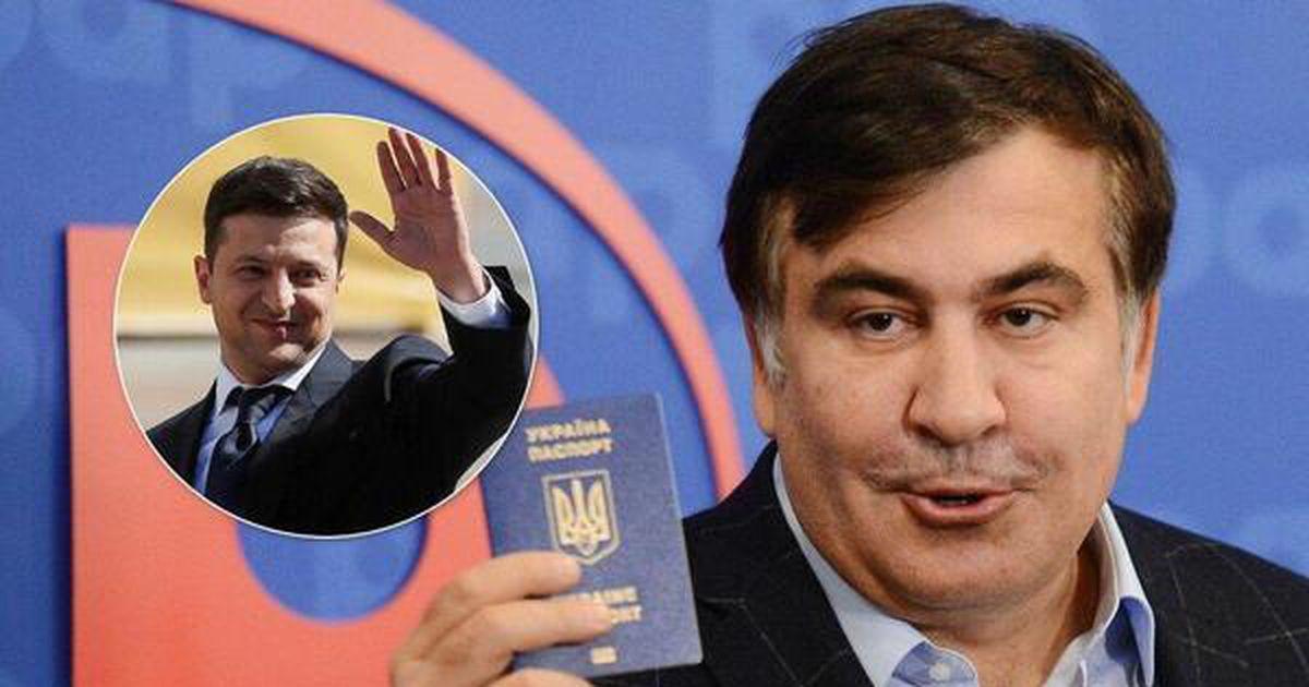 Володимир, Вы серьёзно? Саакашвили возвращается в новый сезон украинского цирка