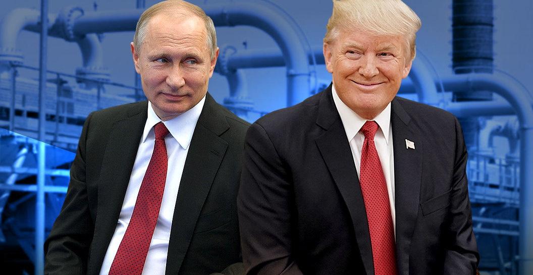Гамбит Путина или как Россия лишила США нефтяного лидерства. Возможно навсегда