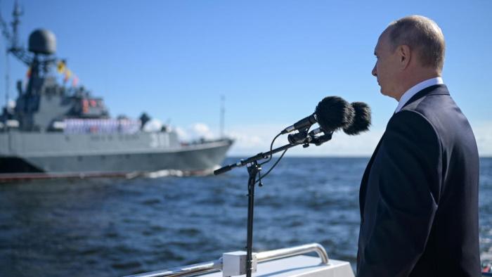 «Циркон» подтвердил слова Путина: ВМФ России держит курс на гиперзвук
