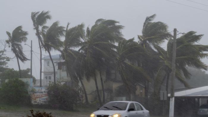 "Тропический ураган ""Марко"". США, Август 2020 года"