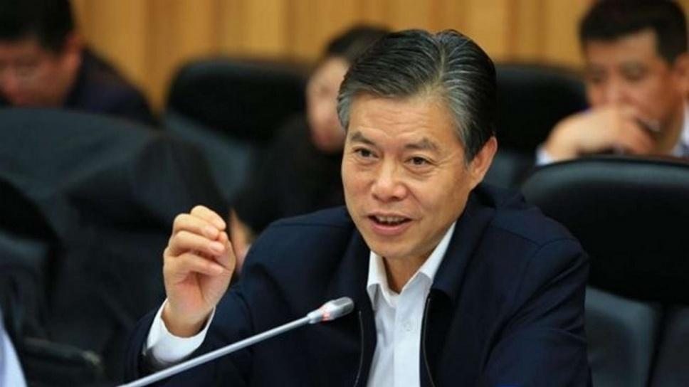 Министр коммерции КНР Чжун Шань