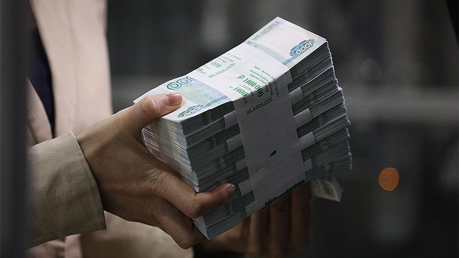Россияне распечатывают валютные депозиты