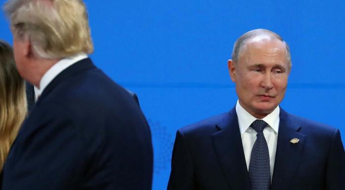 Владимир Путин не торопиться принять итоги выборов в США