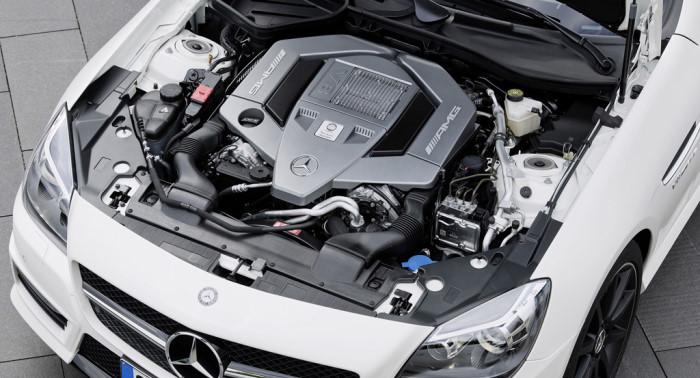 Двигатель Mercedes-Benz SLK-Class AMG родстер