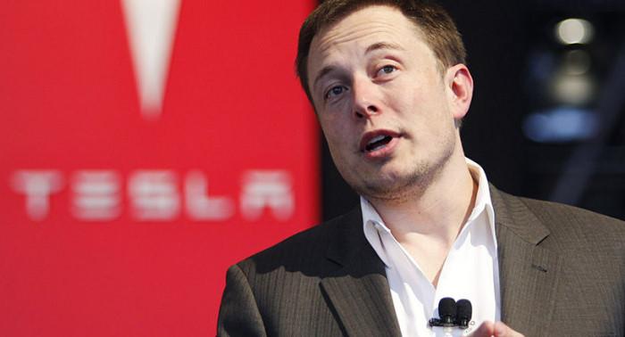 Генеральный директор Tesla Motors (TSLA) Илон Маск