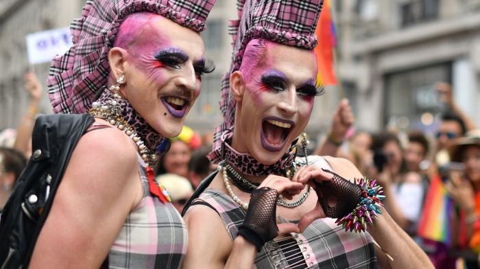 Парад ЛГБТ-сообщества