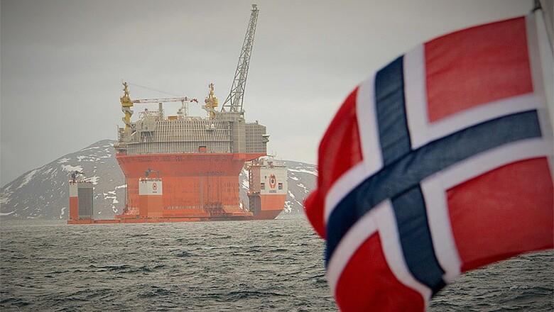 Норвегия проводит независииую энергетическую политику, и не является ни членом ОПЕК, ни ОПЕК+