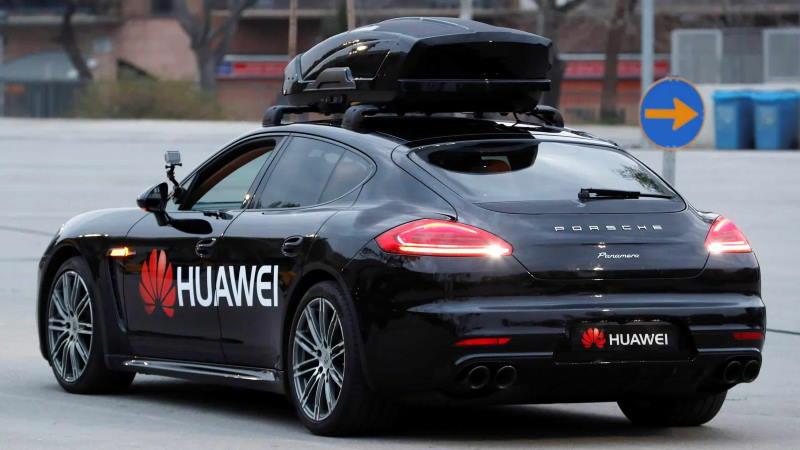 Huawei выйдет на рынок электромобилей