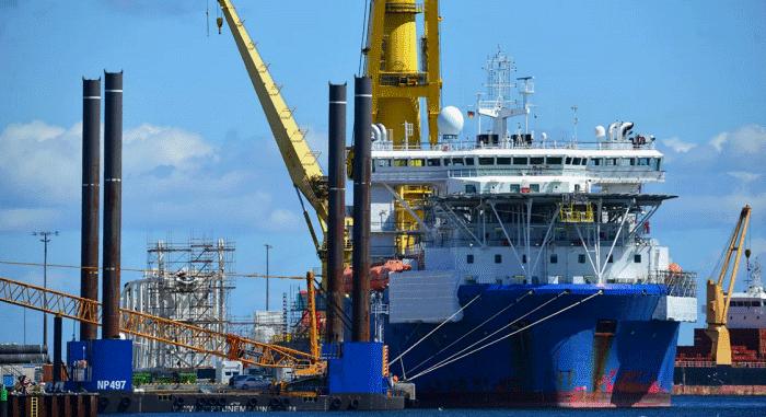 Строительство Северного потока - 2