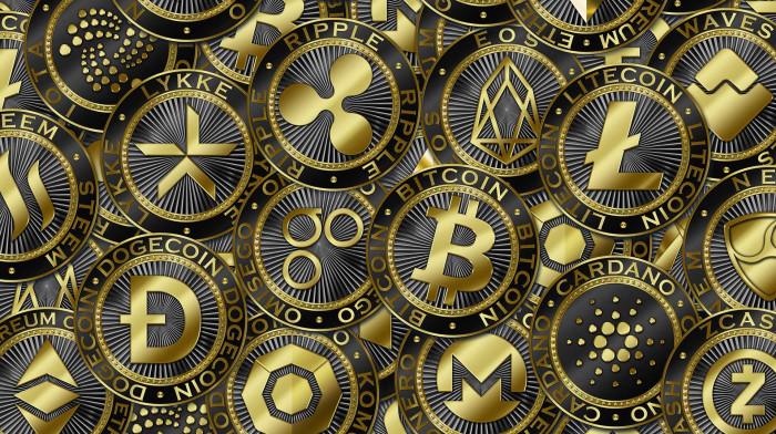 Крипто-валютные монеты