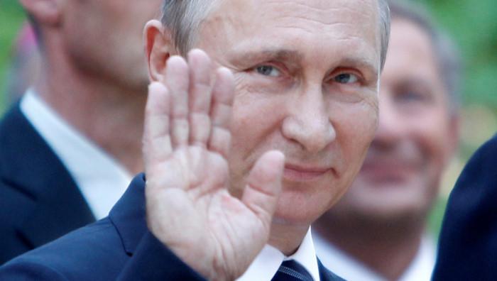 Владимир Путин ответил Президенту США