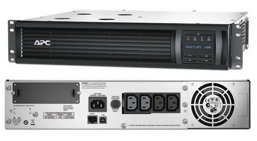 ИБП APC SMART-UPS 1000VA/700W SMT1000RMI2U