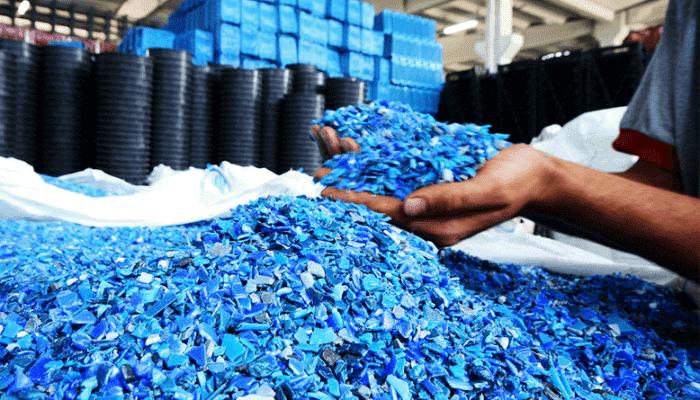 Полимерная промышленность