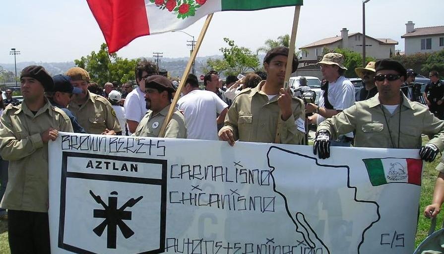 Духовная концепция Ацтлана: Как Мексика захватывает США